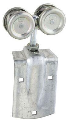 Stanley Steel Box Rail Hangers 5-1/4 in. W x 11-1/8 L 2 pk