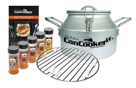 CanCooker Jr. steam convection cooker kit