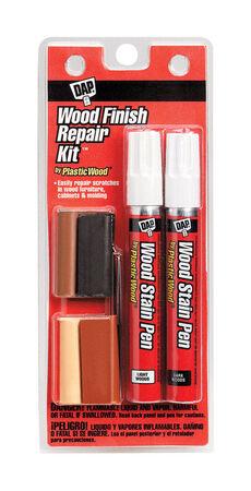 DAP Plastic Wood Assorted Wood Finish Repair Kit Tintable