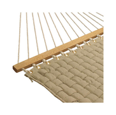 Pawley's Island Soft Weave Hammock 55 in. W x 156 in. L Fabric Flax