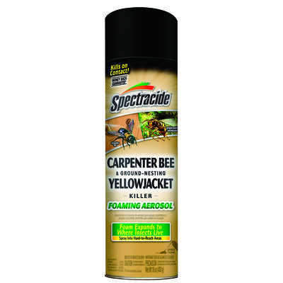 Spectracide Insect Killer For Carpenter Bee and Yellowjacket 16 oz.