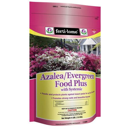 FL Azalea Evergreen Food 4lb