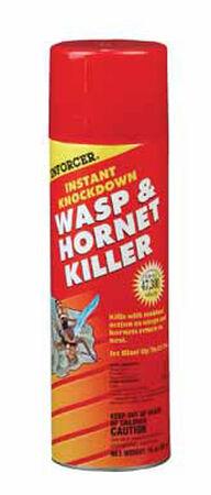 Enforcer Instant Knockdown Insect Killer For Wasp and Hornet 16 oz.