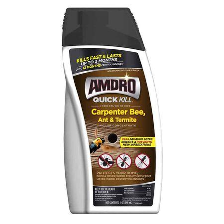 Amdro QK Carp.Bee,Ant, Termite Conc. 32 oz