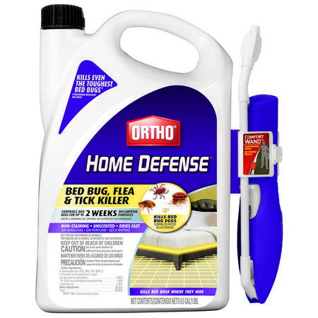 Ortho Home Defense Insect Killer For Bed Bugs Fleas & Ticks 1/2 gal.