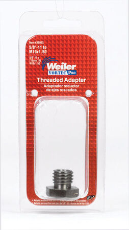 Weiler Threaded Adapter 14 000 rpm