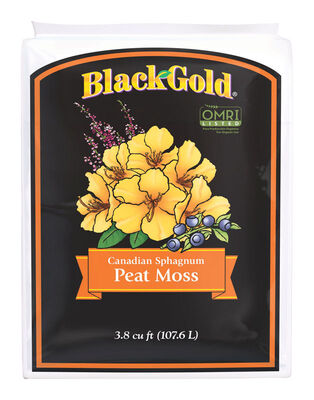 Black Gold Sphagnum Peat Moss 3.8 cu. ft.