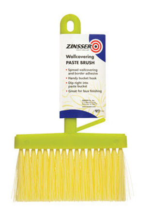 Zinsser 9 in. W Plastic Paste Brush