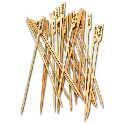 Big Green Egg Bamboo Skewers 25pk