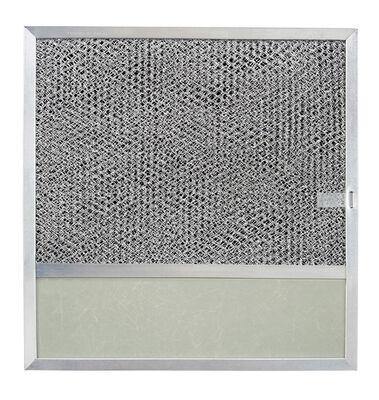 Broan Aluminum Replacement Range Hood Filter 11-7/16 in. x 11-3/16 in.