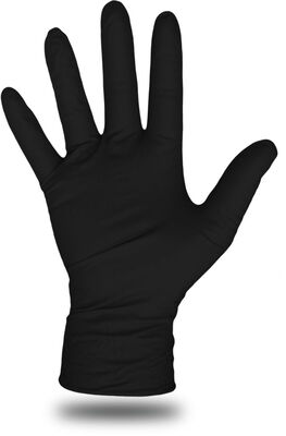 Glove Disposable Nitrile M 100