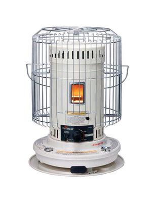 Heat Mate Kerosene Convection Heater 1 000 sq. ft. White