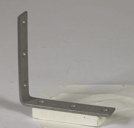 Ace Inside L Corner Brace 6 in. x 1-1/8 in. Galvanized Steel