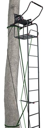 "17"" Single Vantage Deluxe Ladderstand"