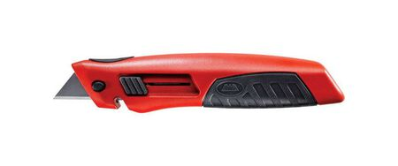 Milwaukee 7-1/4 in. Utility Knife Red 1 pk