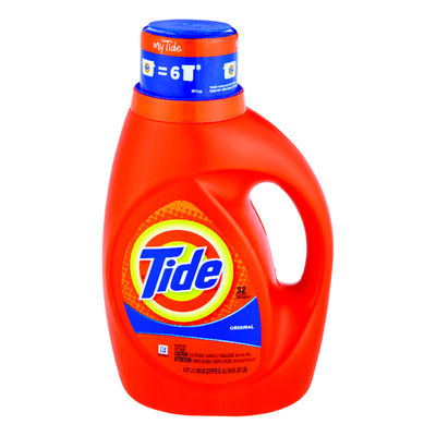 Tide Original Scent Laundry Detergent 50 oz.