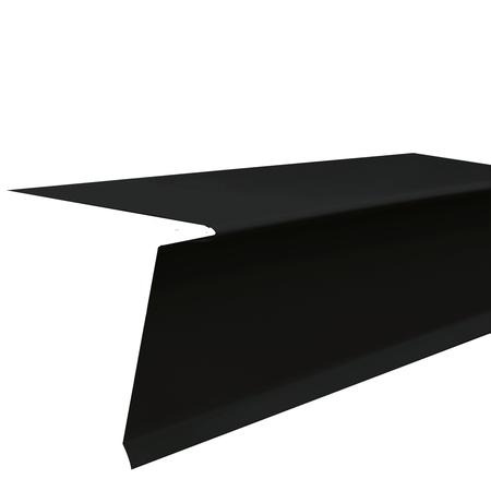 Flamco Eave Strip 26ga Black