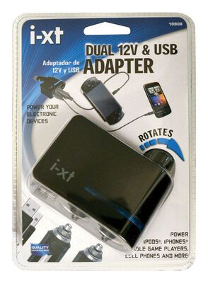 Custom Accessories 12 volts USB Adapter 4