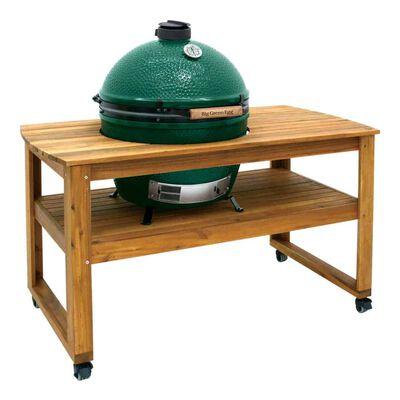Big Green Egg Table Xl Acacia Stine Home Yard The