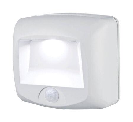 Mr. Beams Motion-Sensing Battery Powered LED White Stair Light
