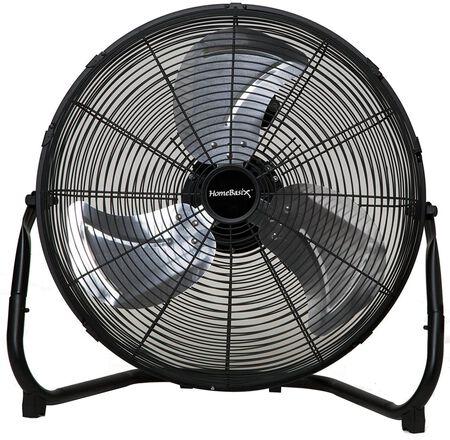 Homebasix High Velocity Floor Fan