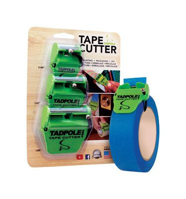 Tadpole Tape Cutter Green