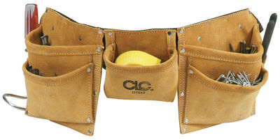 CLC Heavy Duty Suede Leather Work Apron 29 in. 2 in. W
