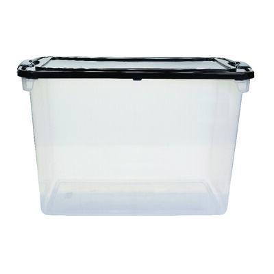 Homz Latching Storage Box 18-1/4 in. H x 16 in. W x 112 qt.