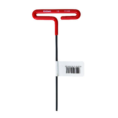 Eklind SAE T-Handle 6 in. L Hex Key 1/8""