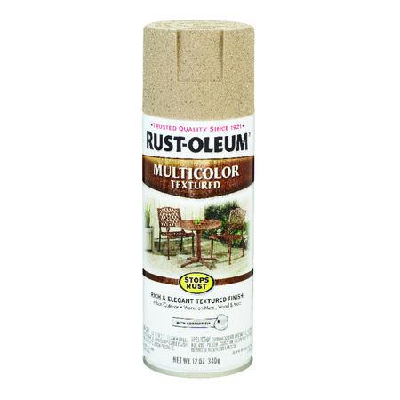 Rust-Oleum Stops Rust MultiColor Textured Desert Bisque Spray Paint 12 oz.