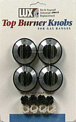 Lux Replacement Top Burner Knobs