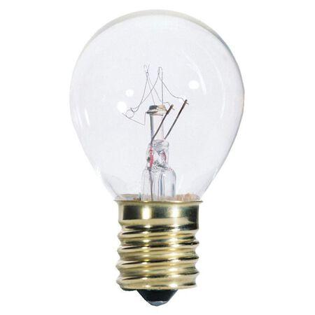 Westinghouse Incandescent Light Bulb 25 watts 180 lumens 2700 K S11 Intermediate Base (E17) Whit