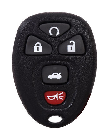 DURACELL Renewal Kit Automotive Replacement Key GM OUC60221/OUC60270 5-Button Case & Button Pad