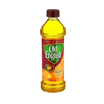 Old English 16 oz. Lemon Oil Polish