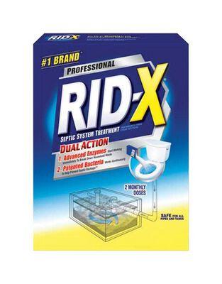 RID-X Powder Septic Treatment 19.6 oz.