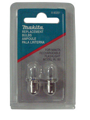Makita Flashlight Bulb 18 volts