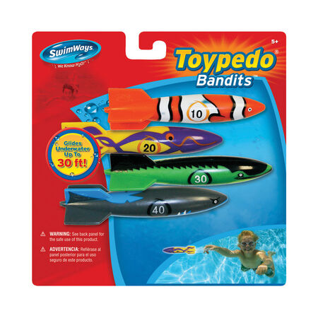Swimways Toypedo Bandits Toypedo 30 ft.