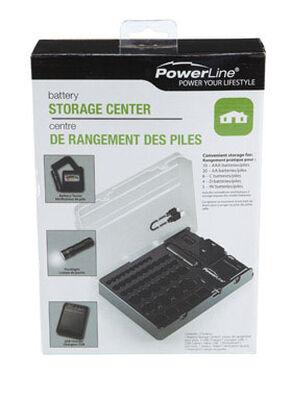 Powerline Battery Storage Center