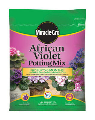 Miracle-Gro African Violet Mix