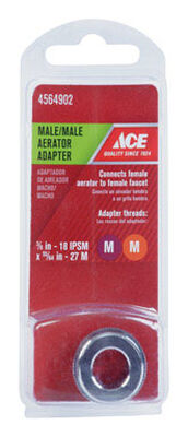 ACE Male Aerator 3/8 in. x 55/64 in. Chrome