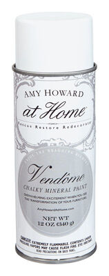 Amy Howard at Home Mineral Chalk Vendome Matte Spray Paint 12 oz.