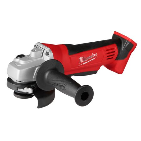 Milwaukee M18 Cordless 18 volt 4-1/2 in. Cut-Off/Angle Grinder Bare Tool Paddle 9000 rpm