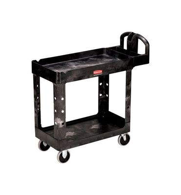 Rubbermaid Structural Foam Utility Cart 400 cu. ft.