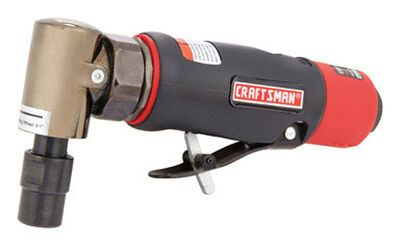 Craftsman Pneumatic Angle Grinder 1/4 in.