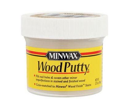 Minwax Pickled Oak Wood Putty 3.75 oz.
