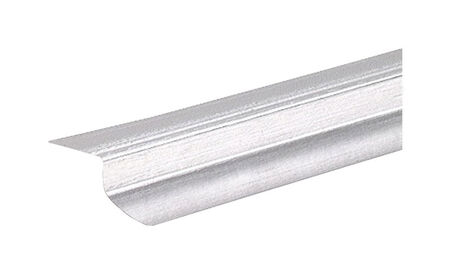 M-D Building Products Aluminum Carpet Z-Bar 48-1/4 in. L x 1-1/4 in. W