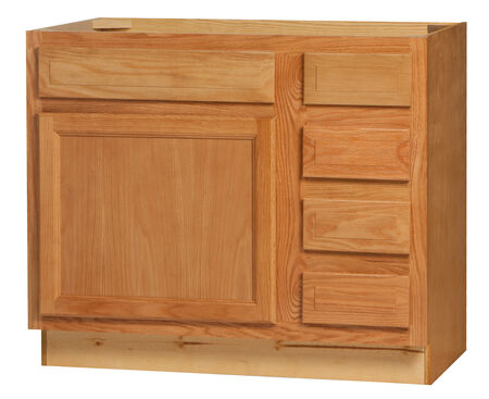 Chadwood Bathroom Vanity Cabinet V36SD
