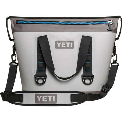 YETI Hopper Two 30 Cooler Bag Blue/Gray