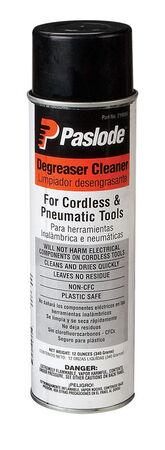 Paslode Cordless Tool Degreaser 12 oz.