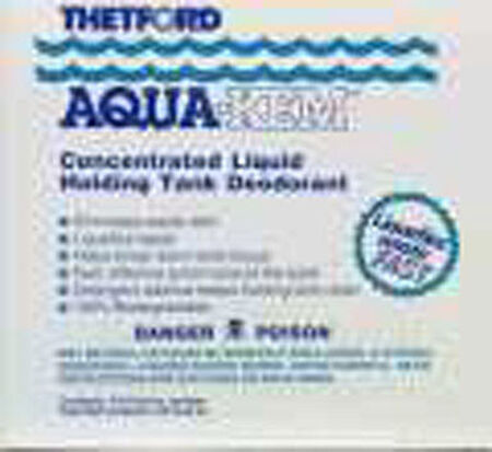 Aqua Kem Concentrate Holding Tank Deodorant 8 oz. 3 pk